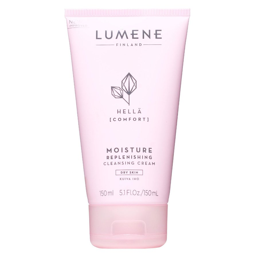 Lumene Hellä Moisture Replenishing Cleansing Cream 150 ml