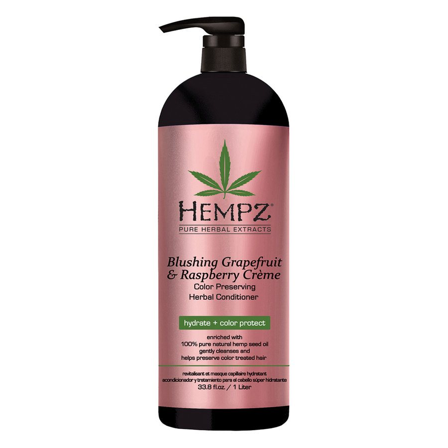 Hempz Blushing Grapefruit & Raspberry Crème Conditioner 1000 ml