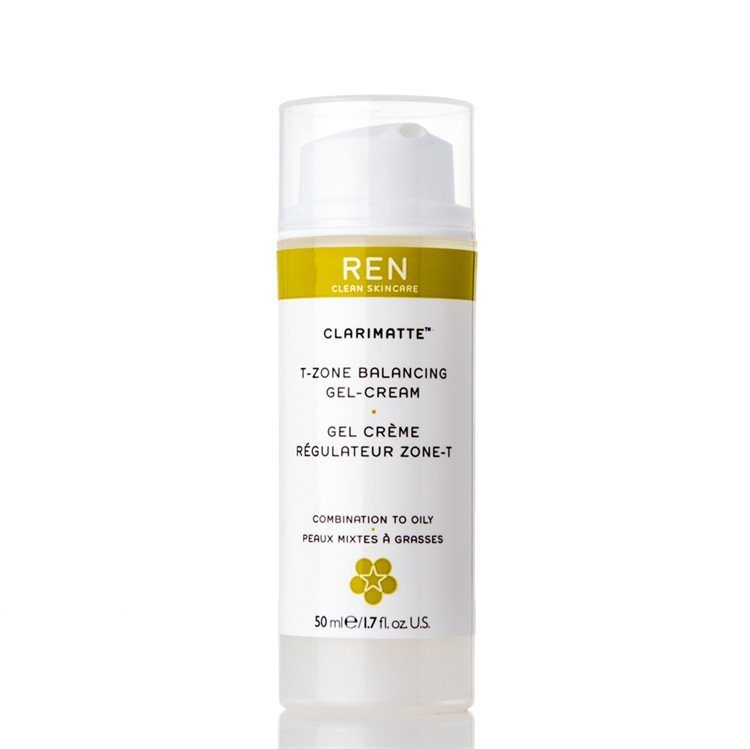REN T-Zone Balancing Gel Cream 50 ml