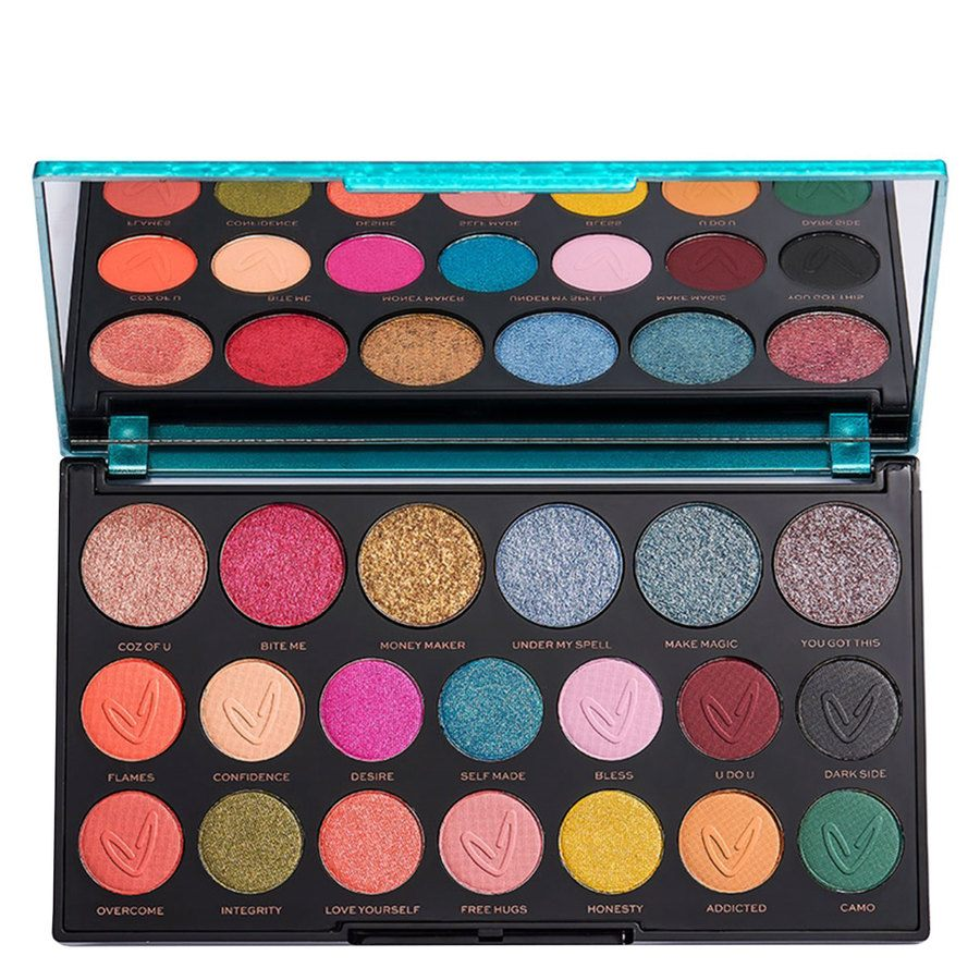 Makeup Revolution X Carmi Make Magic Palette 14x0,65 g