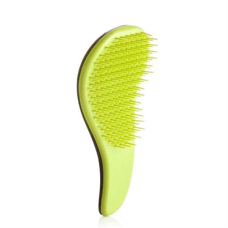 Macadamia Natural Oil No Tangle Brush Green