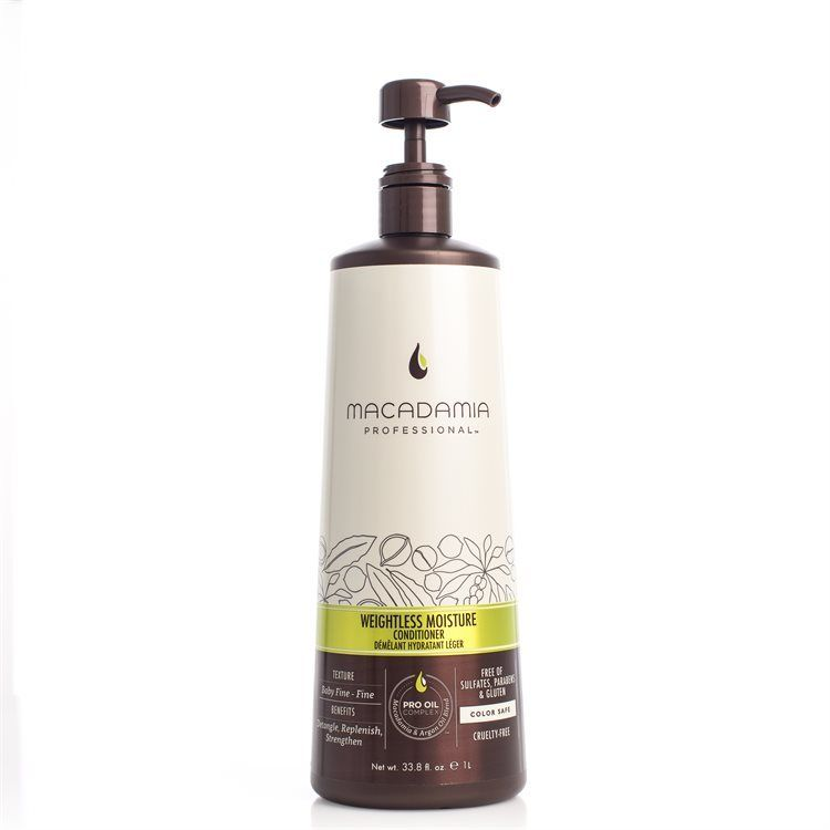 Macadamia Professional Weightless Moisture Balsam 1000 ml