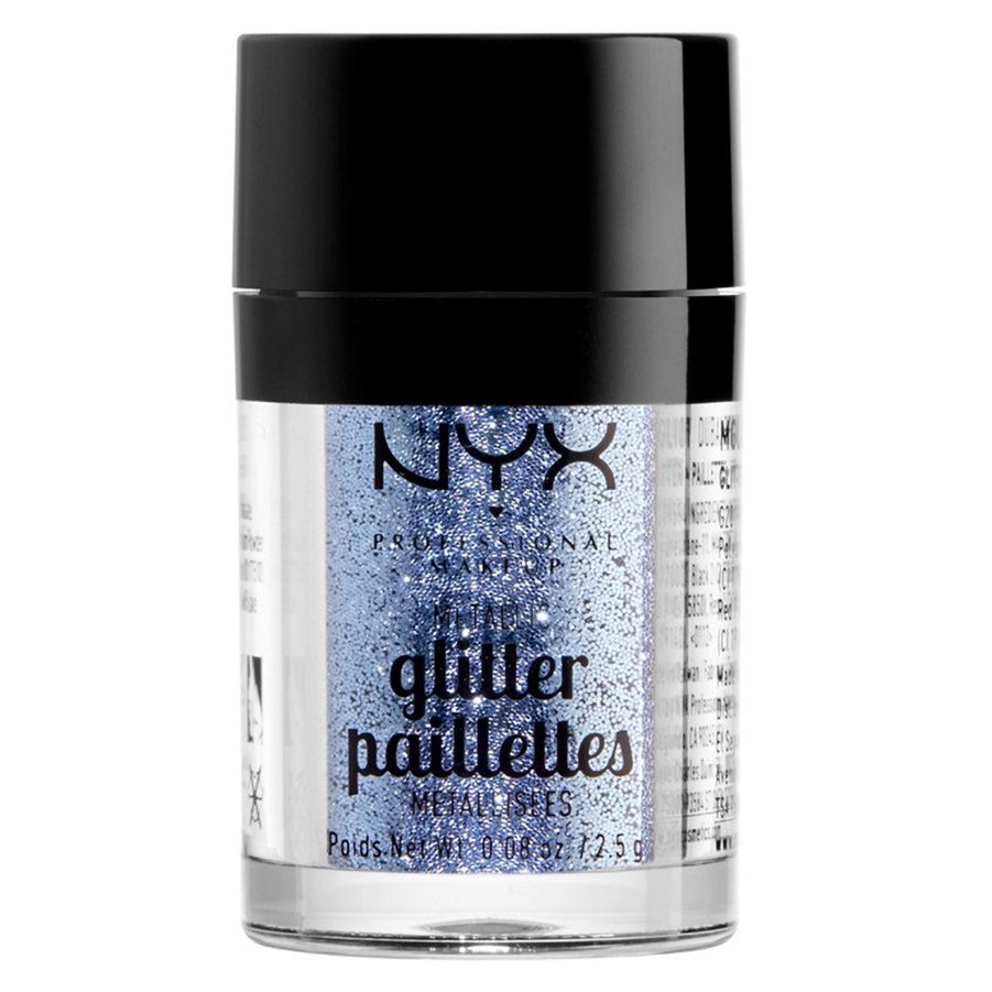 NYX Professional Makeup Metallic Glitter Darkside
