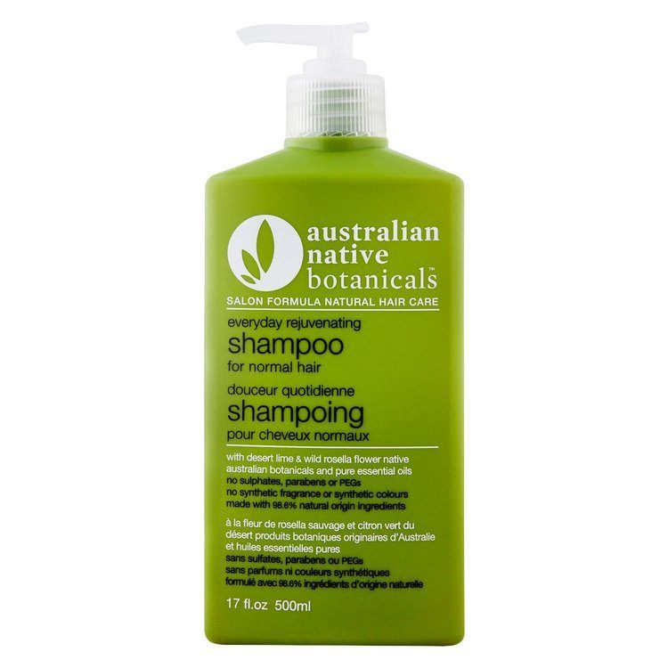 Australian Native Botanicals Shampoo Normal Hair 500ml