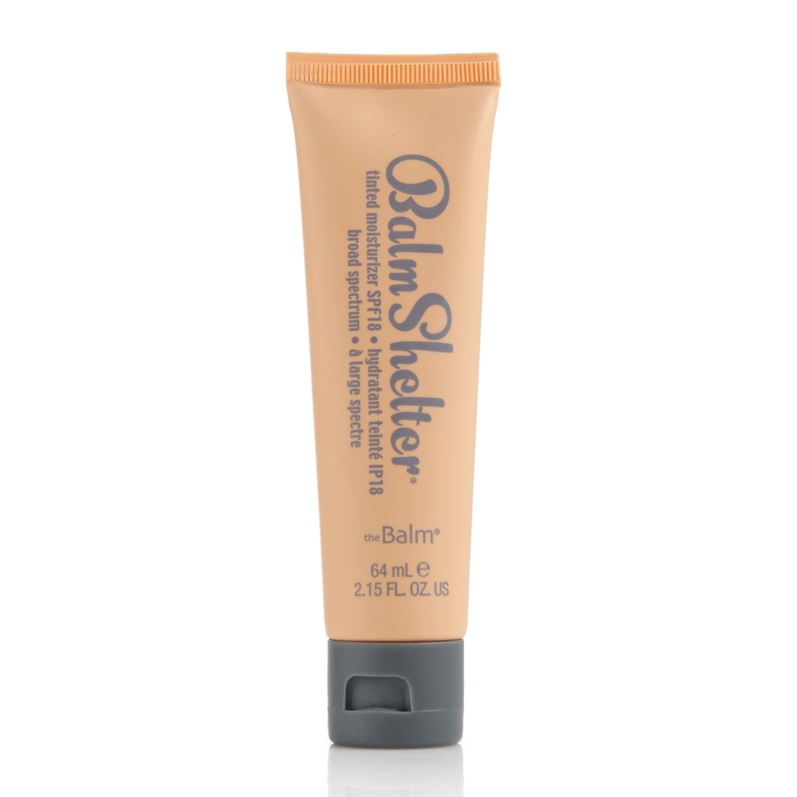 The Balm BalmShelter Tinted Moisturizer SPF 18 Light/Medium 64 ml