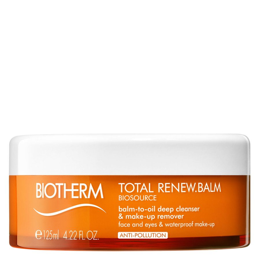 Biotherm Biosource Total Renew Balm-to-Oil Deep Cleanser & Makeup Remover 100 ml