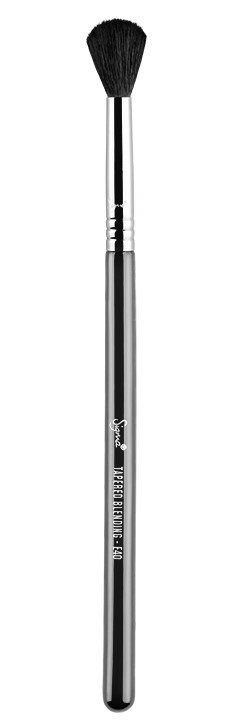Sigma E40 – Tapered Blending Brush Chrome