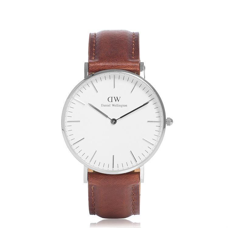 Daniel Wellington St. Andrews Silver 36 mm 0607DW