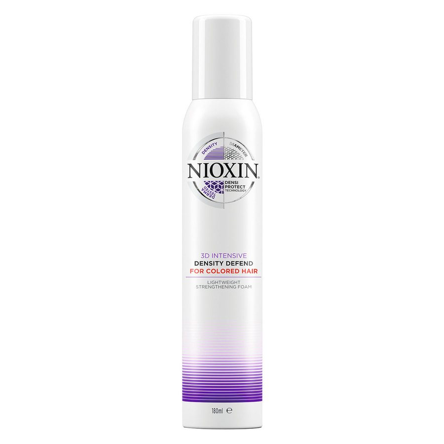 Nioxin 3D Intensive Density Defend For Colored Hair 180ml