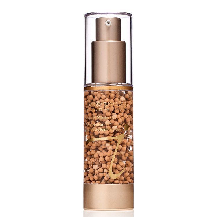 Jane Iredale Liquid Minerals Foundation Suntan 30ml