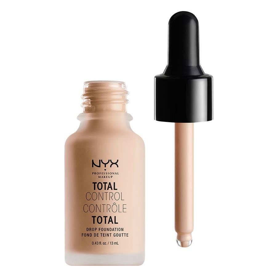 NYX Professional Makeup Total Control Drop Foundation Light DF05 13ml