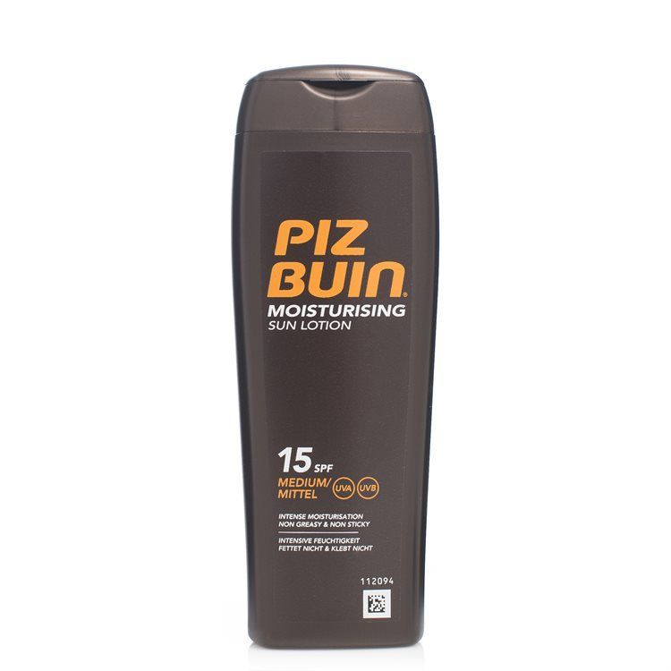 Piz Buin In Sun Moisturizing Sun Lotion SPF15 200ml
