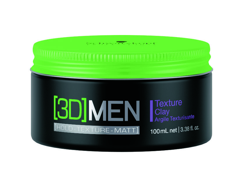 Schwarzkopf 3DMen CLay Super Strong 100 ml
