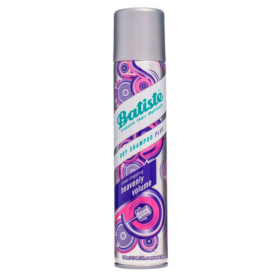 Batiste Dry Shampoo Plus Heavenly Volume 200 ml