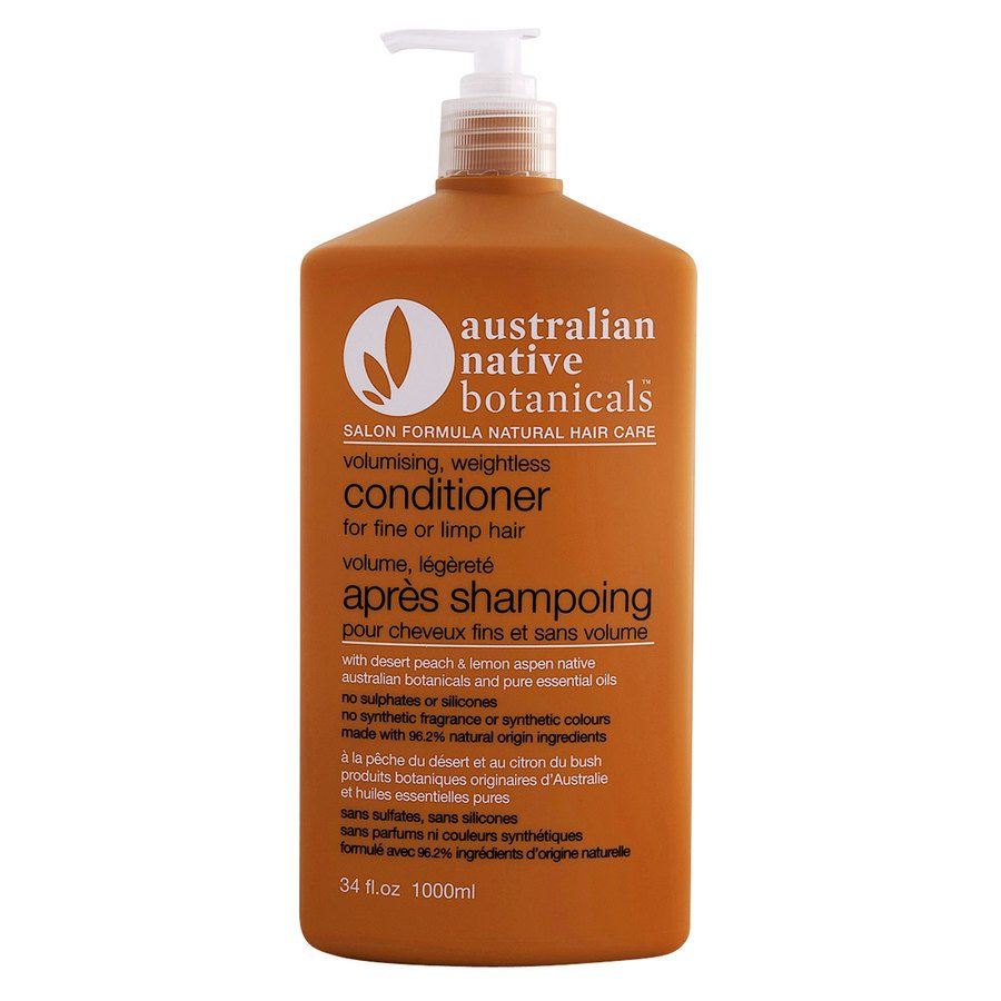 Australian Native Botanicals Volymising & Weightless Conditioner 1000ml