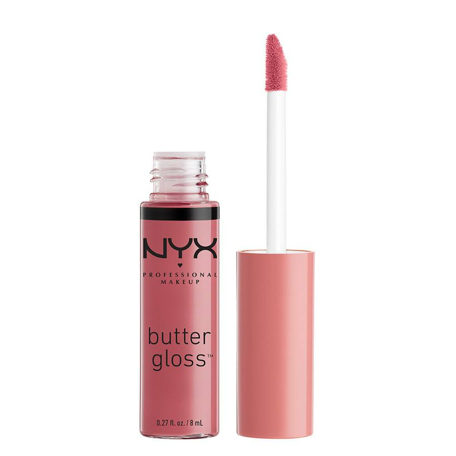 NYX Professional Makeup Butter Gloss Angel Food Cake BLG15