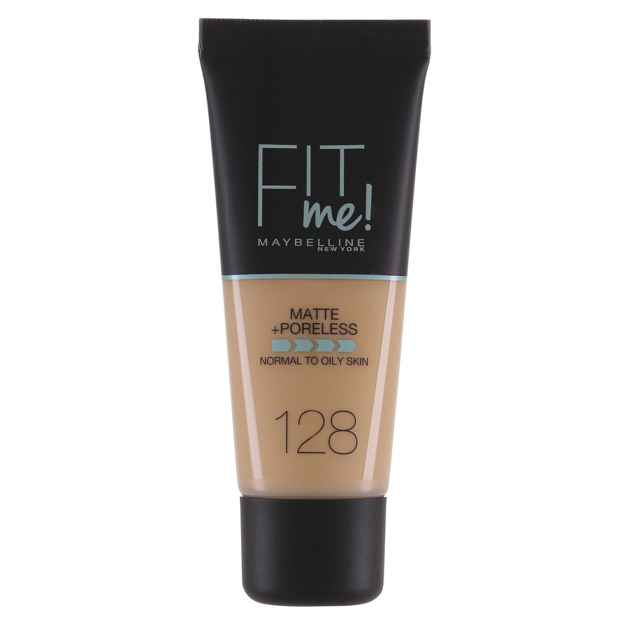 Maybelline Fit Me Makeup Matte + Poreless Foundation 128 30ml Tube