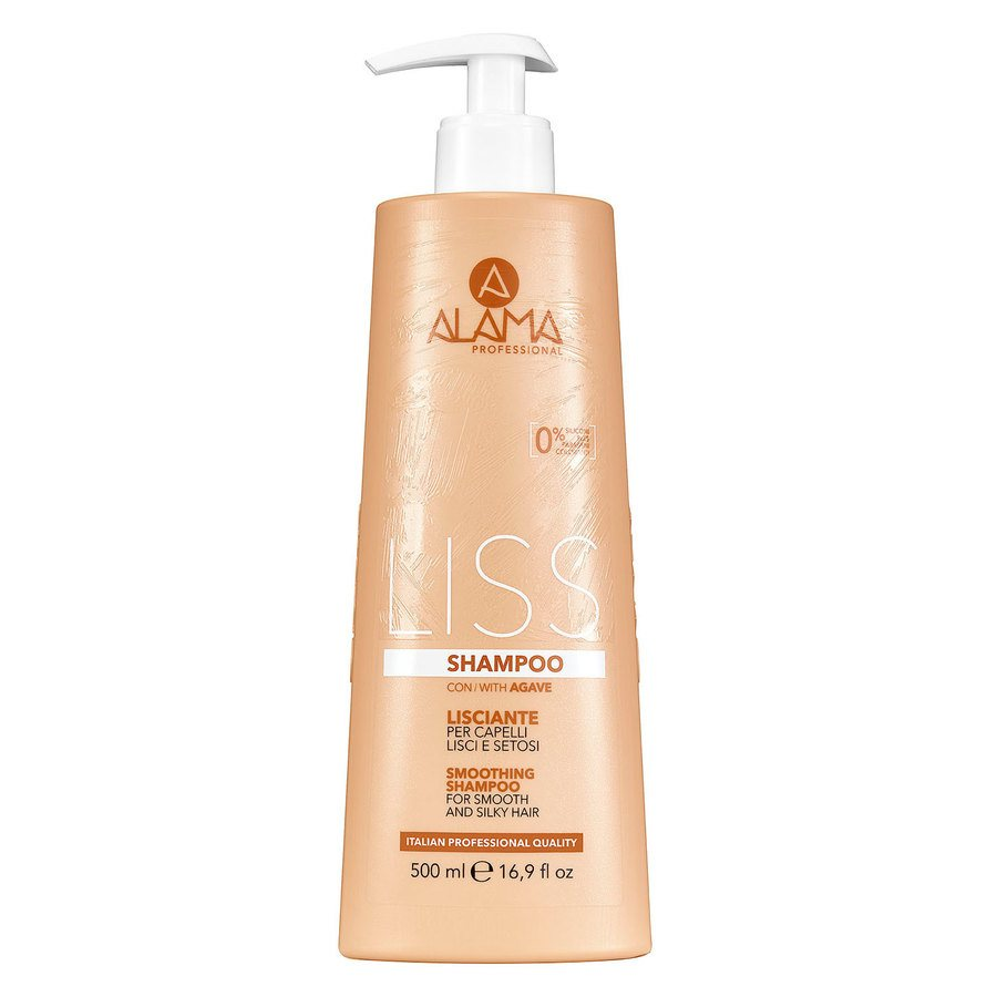 Alama Professional Smoothing Shampoo For Smooth and Silky Hair 500 ml