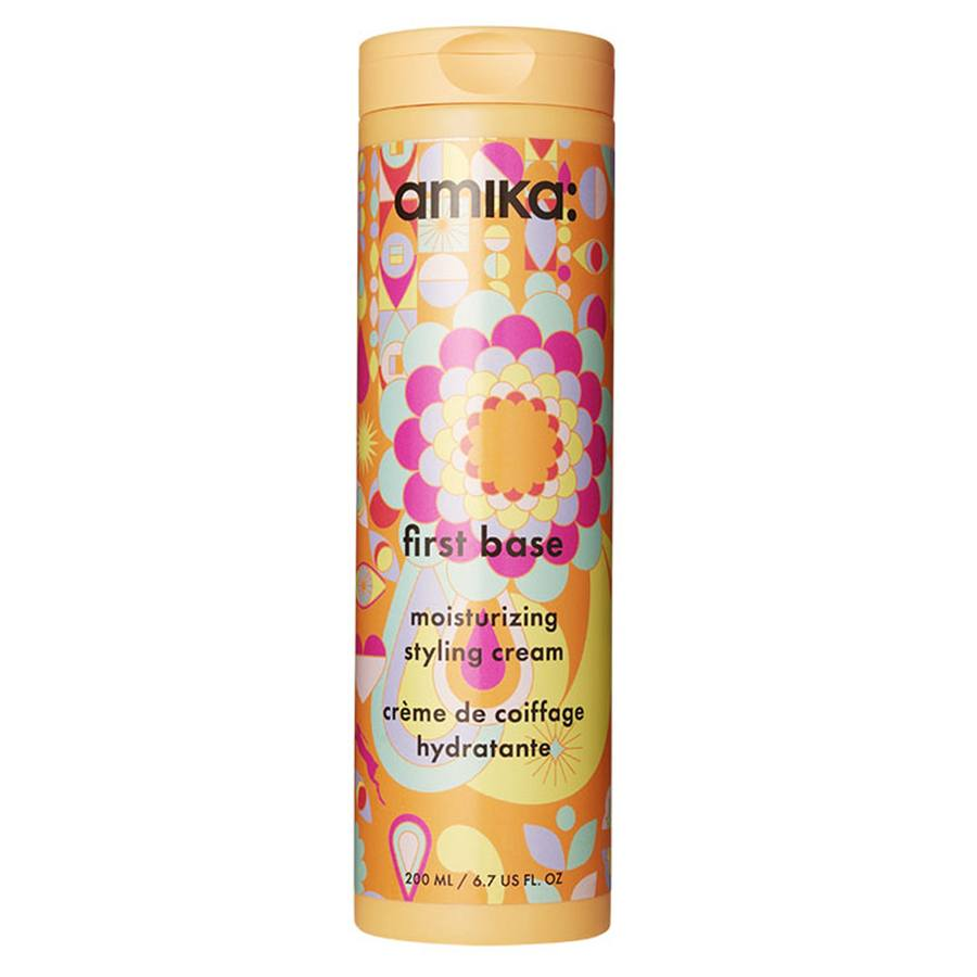 Amika First Base Moisturizing Styling Cream 200ml