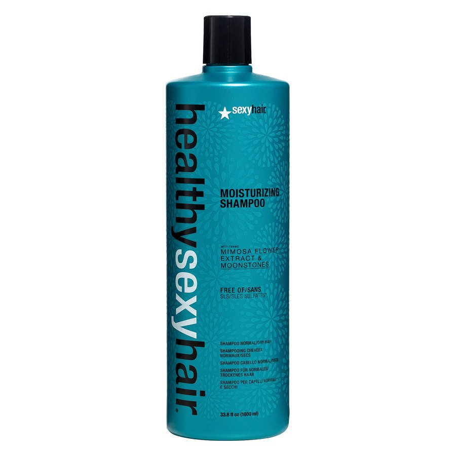 Healthy Sexy Hair Color Safe Moisturizing Shampoo 1000ml