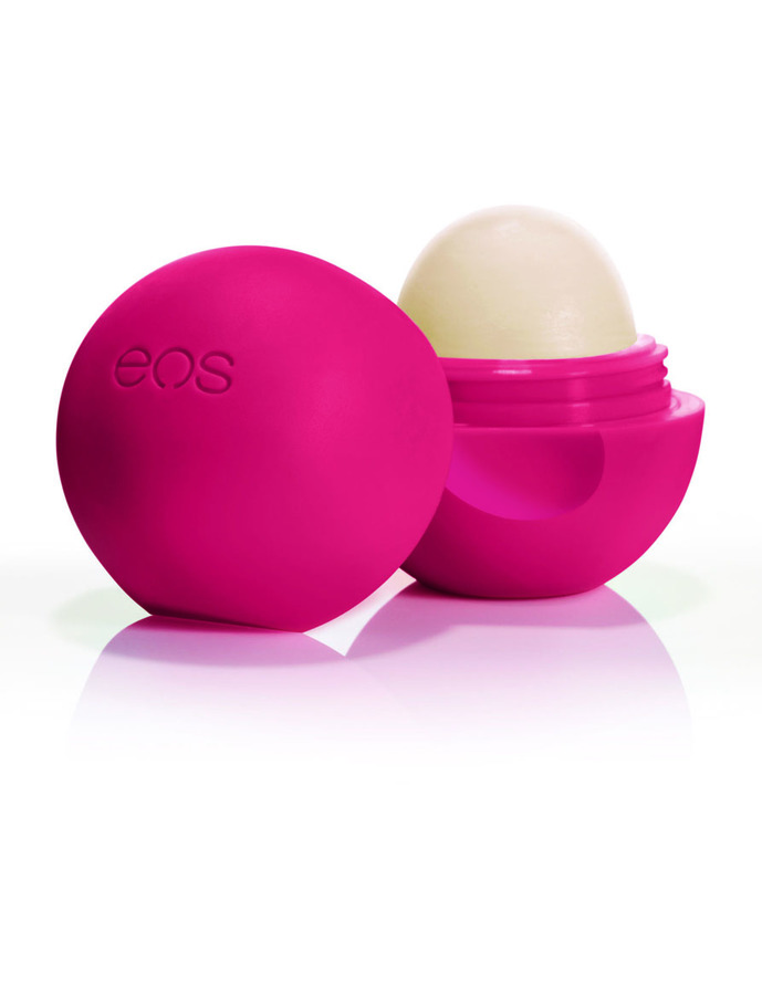 Eos The Evolution Of Smooth Smooth Sphere Lip Balm Pommegranate Raspberry