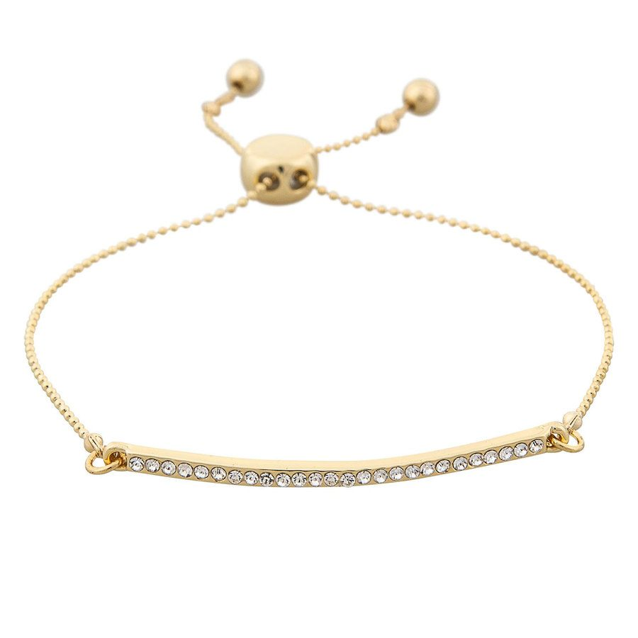 Snö of Sweden Corinne Bracelet Gold/Clear