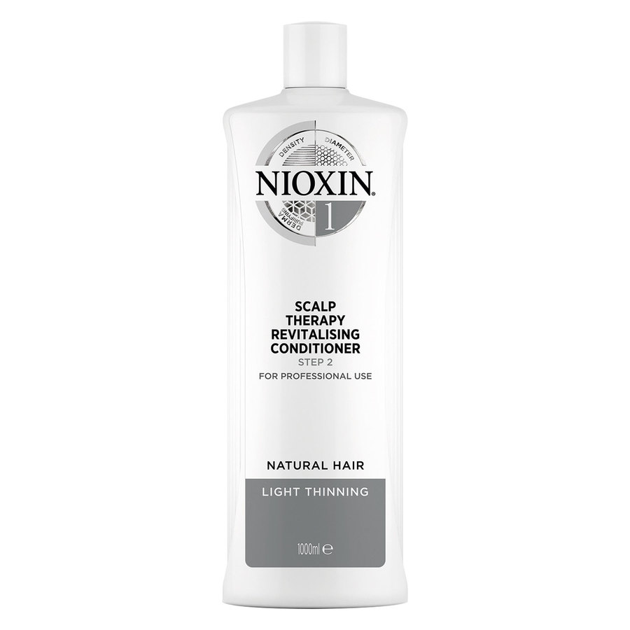 Nioxin System 1 Scalp Revitalizing Conditioner 1000 ml