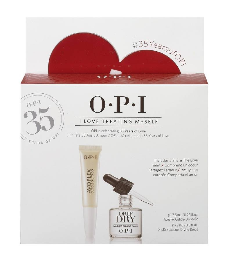 OPI Nail Essentials Kit 7,5 ml + 9ml