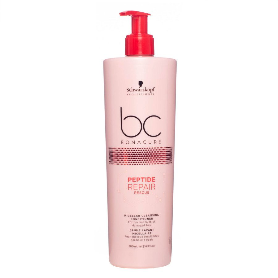 Schwarzkopf BC Peptide Repair Rescue Micellar Cleansing Conditioner 500 ml