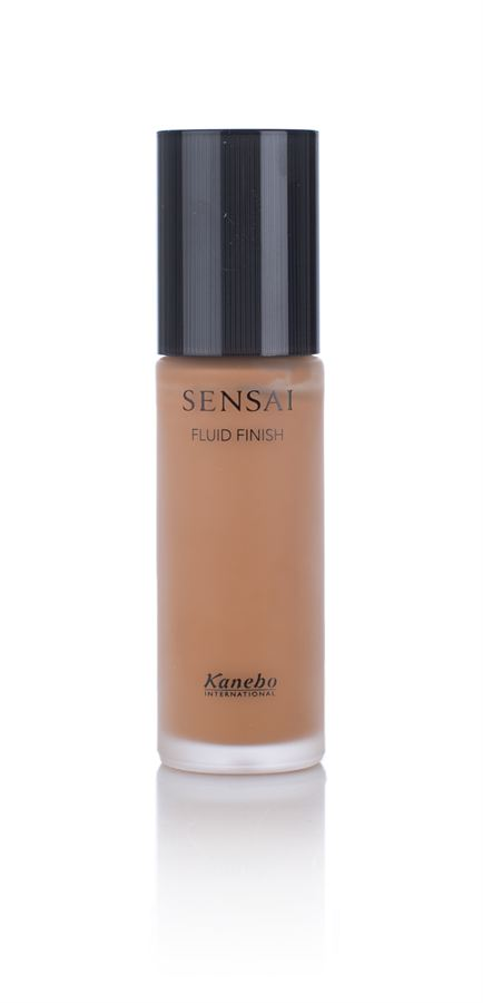 Kanebo Sensai Fluid Finish FF204.5 Amber Beige 30ml