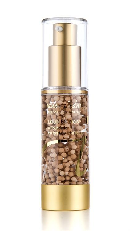 Jane Iredale Liquid Minerals Foundation Radiant 30 ml