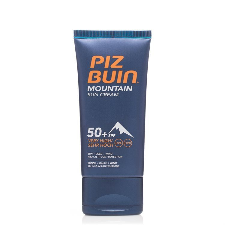Piz Buin Mountain Sun Cream SPF50+ 50ml