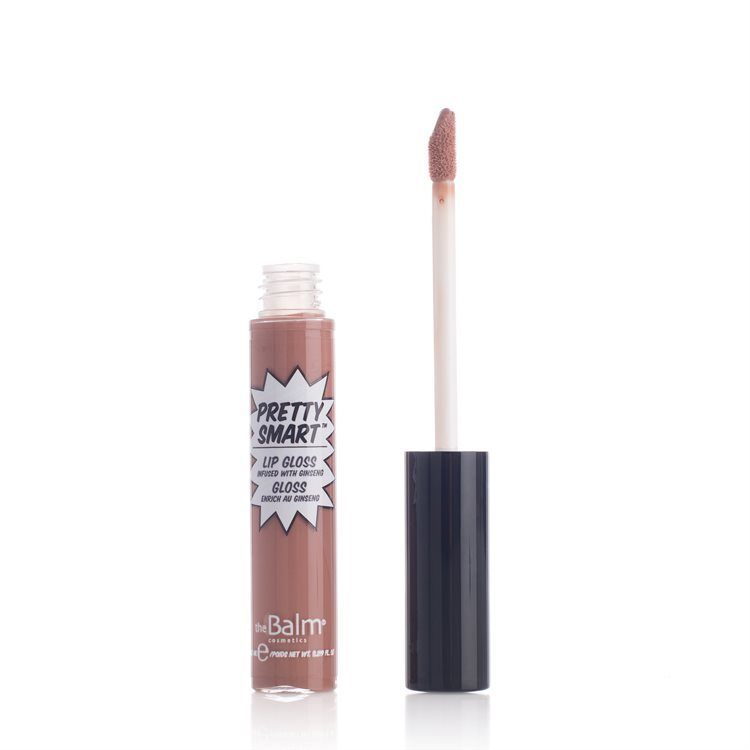 theBalm Pretty Smart Lip Gloss Snap