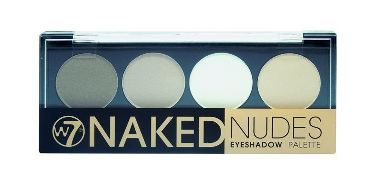 W7 Cosmetics Naked Eyeshadow Palette