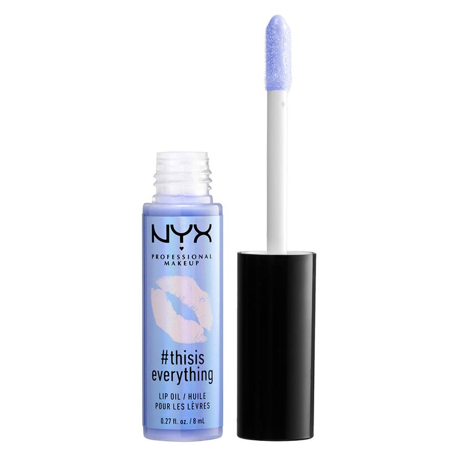 NYX Professional Makeup #THISISEVERYTHING Lip Oil 03 Sheer Lavender 8 ml