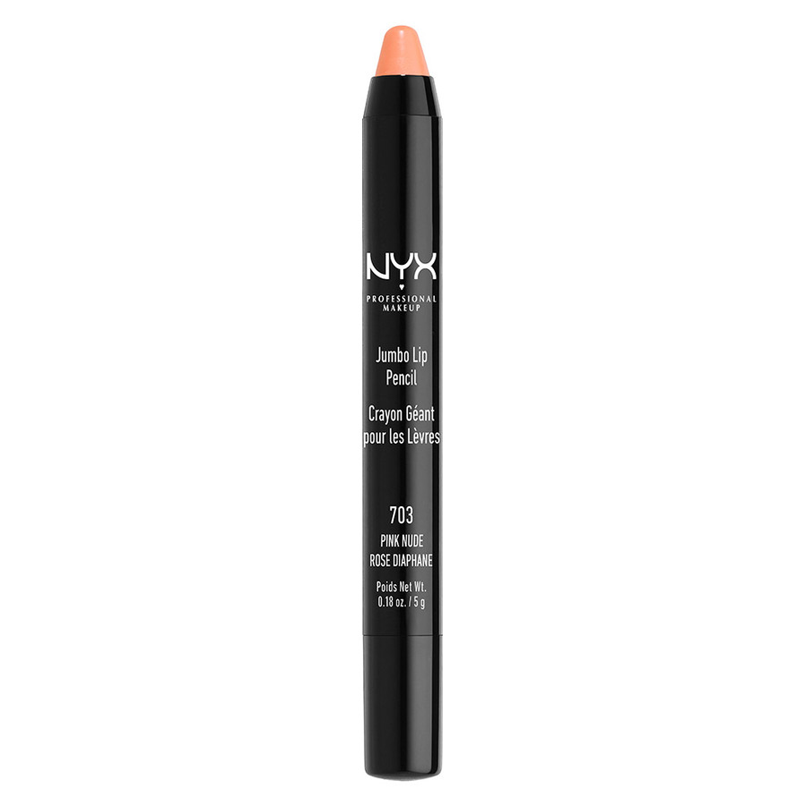 NYX Prof. Makeup Jumbo Lip Pencil 703 Pink Nude