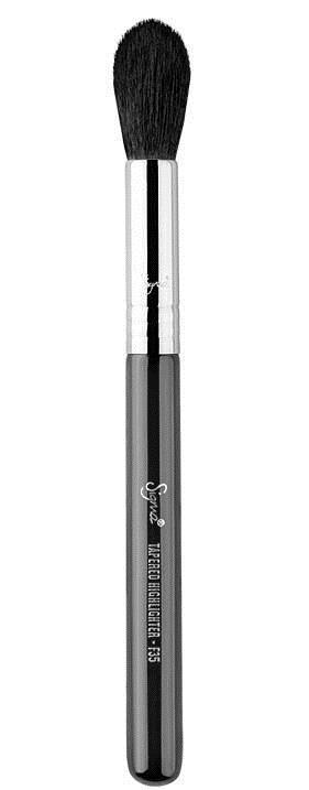 Sigma F35 – Tapered Highlighter Brush Chrome