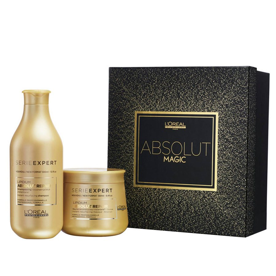 L'Oréal Professionnel Série Expert Absolut Repair Lipidium Gift Set