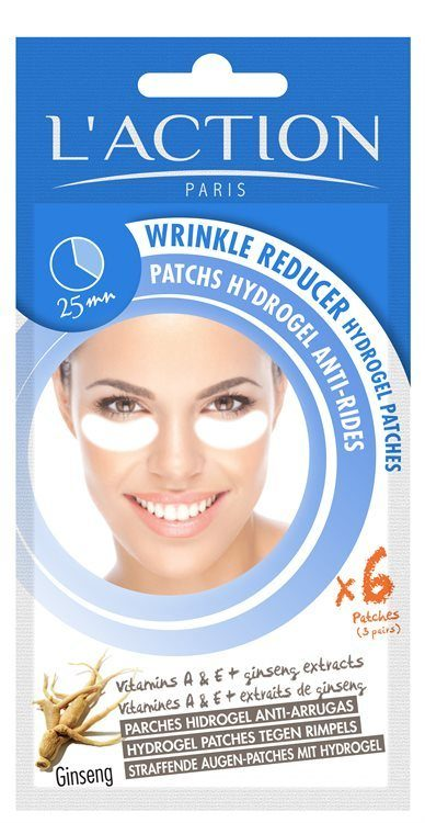 L'Action Paris Wrinkle Reducer Gel Patches 12 g