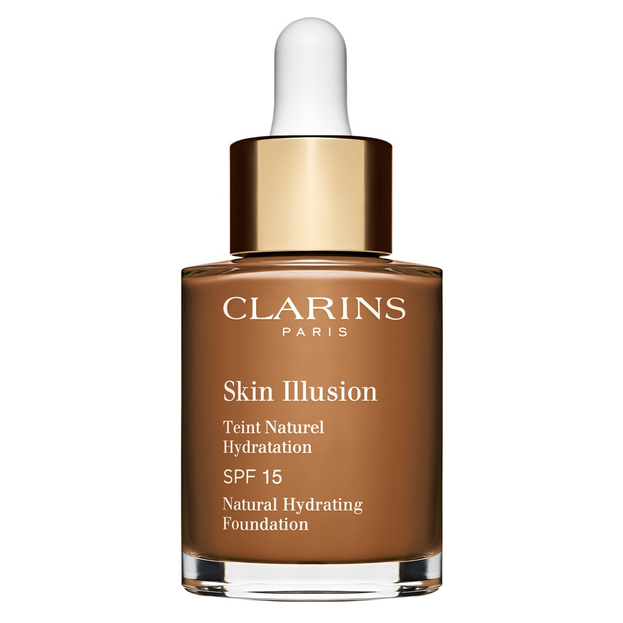 Clarins Skin Illusion Foundation 118,5 Chocolate 30 ml