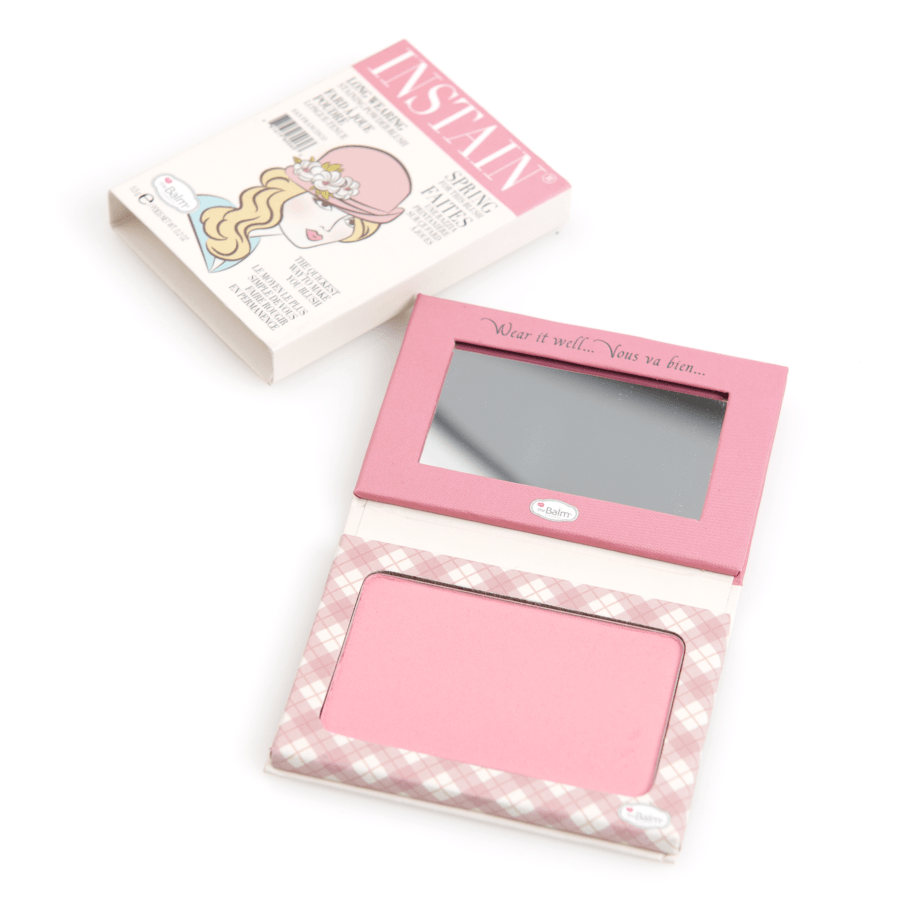 The Balm Instain Long Wearing Powder Blush Argyle 5,5 g