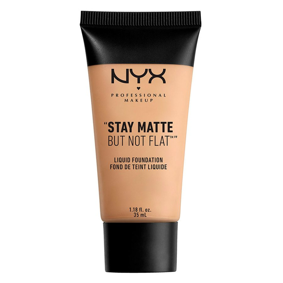 NYX Professional Makeup Stay Matte But Not Flat Liquid Foundation Nude 35 ml