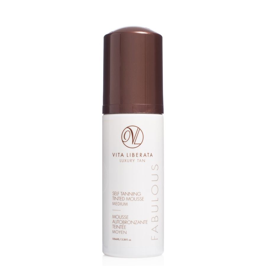 Vita Liberata Self Tanning Mousse Medium 100 ml