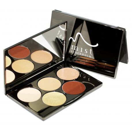 Mist Stockholm Foundation Collection Contouring Palette
