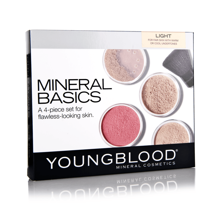 Youngblood Mineral Basics Starter Kit Light
