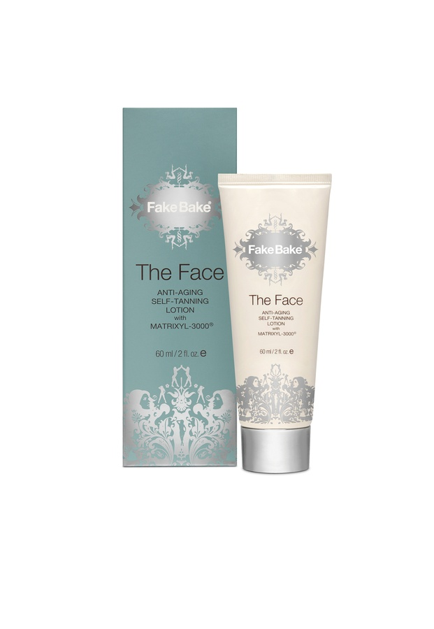 Fake Bake The Face Anti-Aging Self-Tan Lotion 60 ml