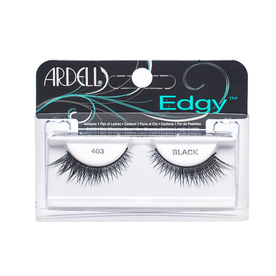 Ardell Cool Fashion Lashes 403 Black
