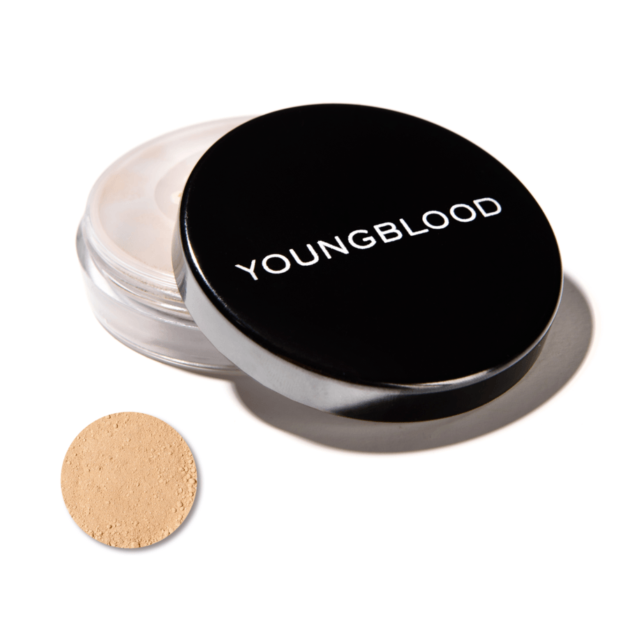 Youngblood Natural Loose Mineral Foundation Soft Beige 10 g