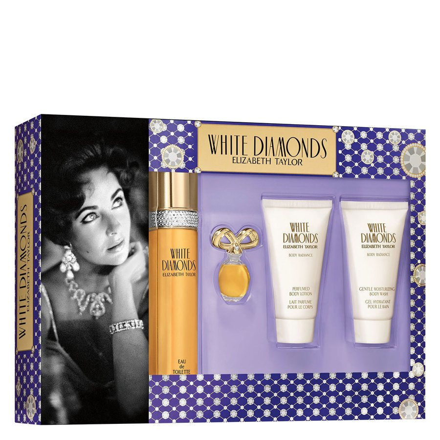 Elizabeth Arden Elizabeth Taylor White Diamonds Value Set