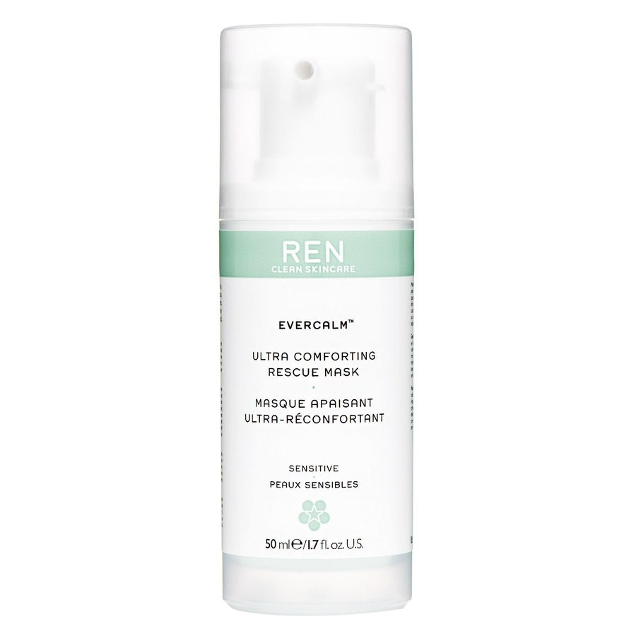 REN Evercalm Ultra Comforting Rescue Mask 50ml